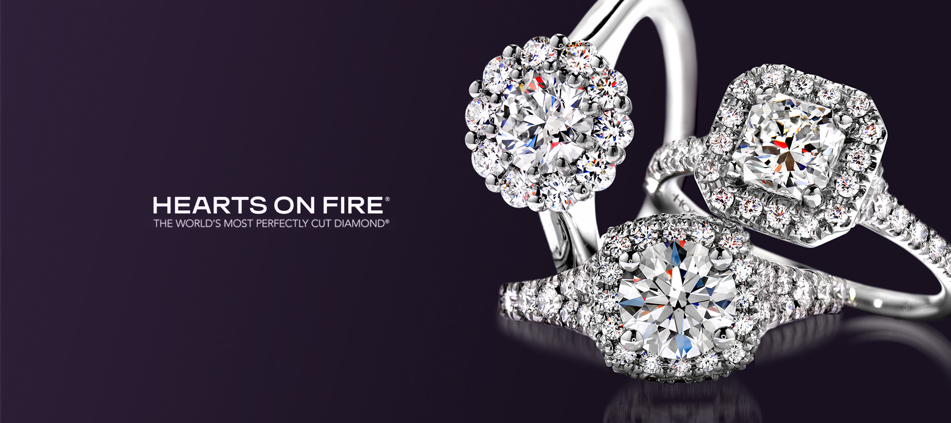 Hearts on Fire at Williams Jewelers of Denver, Colorado
