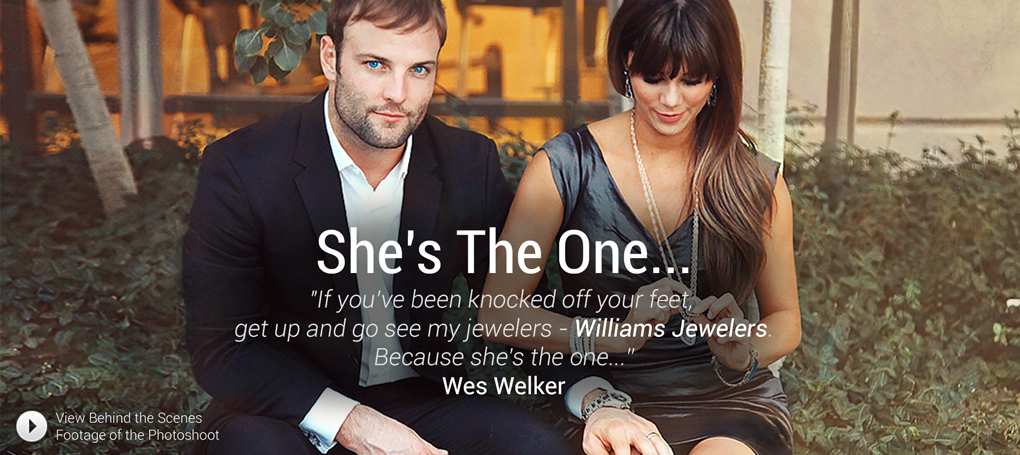 Wes Welker - She's The One