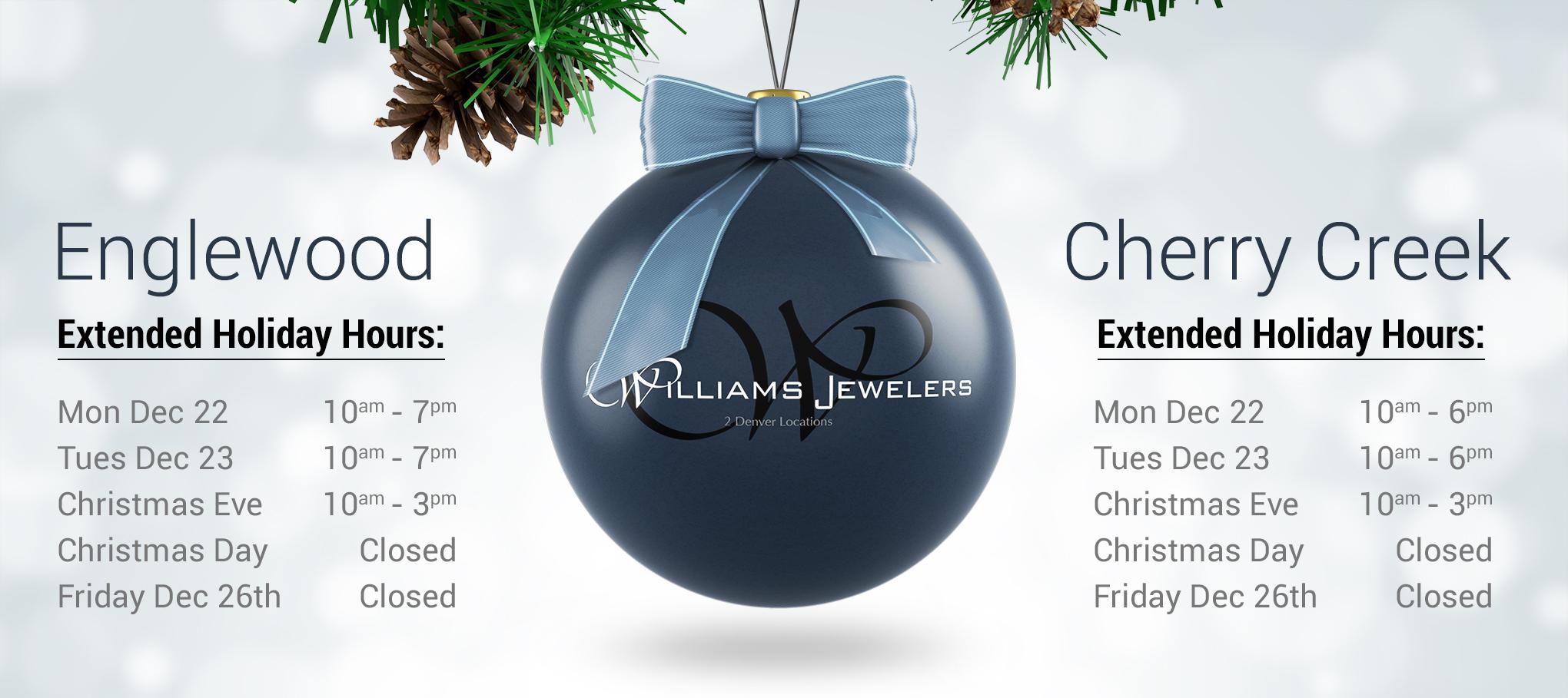 Williams Jewelers of Denver, Colorado
