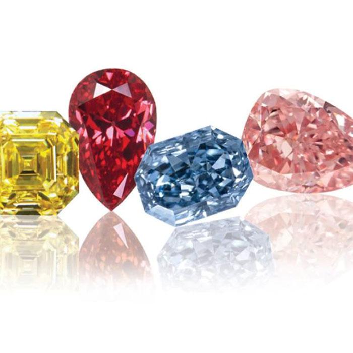 Diamond Brands Fancy Color Diamonds