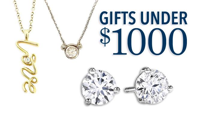 Gifts Under $1000